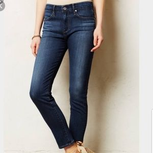 Anthro Adriano Goldschmied The Stevie Jeans 31R